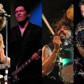Eddie Vedder + Mike Watt + Dave Grohl + Pat Smear