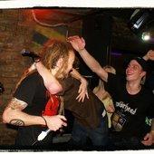 Strike Anywhere @ DEPO, Latvia 2009-02-18