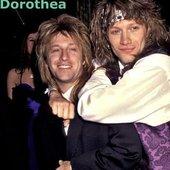 Aldo Nova & Jon Bon Jovi