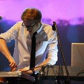 James Yuill live at Love Garage 2012, Jakarta