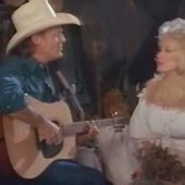 Dolly Parton (duet with Ricky Van Shelton)