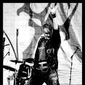 Project Pitchfork @ Zita Rock Festival 2009, Foto: Frank Buttenbender