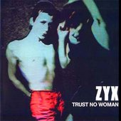 Trust No Woman LP cover