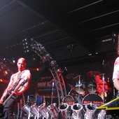 Debauchery @ Metal Inferno 2008
