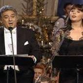 Placido Domingo & Sarah Brightman