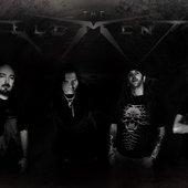 The Element. (Left to right: Rafael Macedo, Henry Moreno, Mitch Stewart, Jeremy…