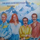 Hindu Kush Mountain Boys Plus One