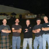 Na'Bodach at The Trenton Irish Festival 2007