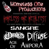 SANGRE LIVE AT THE DOLL HUT IN ANAHEIM SEPTEMBER 20th 2012