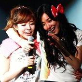 Sunny and Tiffany