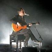 Jorge en concierto