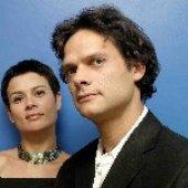 Alda Rezende e Jonathan Crayford