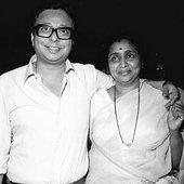 Asha Bhosle & R.D. Burman