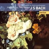 Sonata No. 4 in C minor for Violin and Harpsichord BWV1017: IV.     Allegro