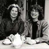 Phebe Craig and Katherine Westine