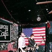 Midway Cafe, JP, MA. 12/20/09