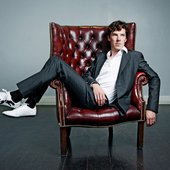 Benedict photo by Chris McAndrew