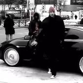 Booba et sa BMW