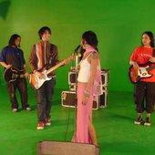 Roses and Cadillacs video shoot