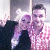Kerli and DJ Basto!