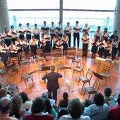 Niños y Jóvenes Cantores de Bariloche