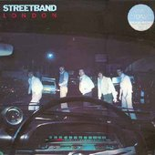 Streetband (on the cover of the album) London