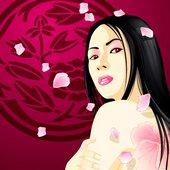 Lila Sakura