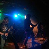 Consfearacy w klubie Progresja, maj 2009