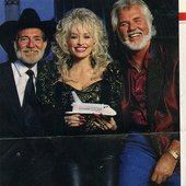 Willie Nelson & Dolly Parton & Kenny Rogers