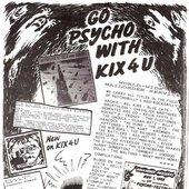 p.o.x. promo flyer