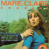 Marie-claire Courcel