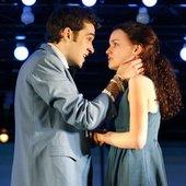 Adam Chanler-Berat & Jennifer Damiano