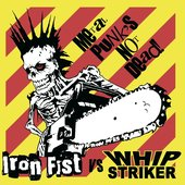 ""\""""Metal Punks Not Dead"""" '7 inch w/ Whipstriker! Order your copy over at...myspace.com/youcannotstopher""170|170|?|en|2|94e4f1254e422dbe23e3b99edd919283|False|UNLIKELY|0.3391415774822235