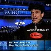 Markus Roscher bei Akte 04 (SAT1), März 2004