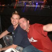 BK & Andy Farley