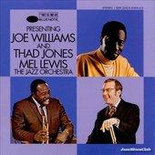 Joe Williams With Thad Jones & The Mel Lewis Orchestra