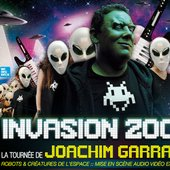 Tournée Invasion 2008