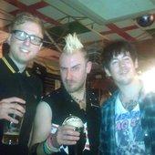 Rob, G & Chris