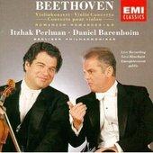 Itzhak Perlman - Daniel Barenboim
