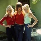 Cherie & Marie with Jackie Fox