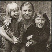 """Edward & Kids (from booklet of \""""Satu\"""" (1977)"""