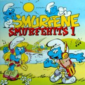 Smurfehits 1 artwork