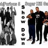The Sugarhill Gang - Grandmaster Flash & The Furious 5