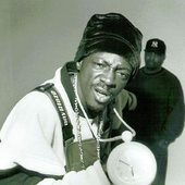 Flavor Flav and Chuck D