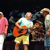 Alan Jackson duet with George Strait