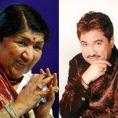 Lata Mangeshkar & Kumar Sanu