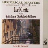Lee Konitz, Chet Baker, & Keith Jarrett Quintet