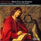 Missa Ecce ego Joannes: Sanctus