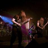 achren band at bloodstock 2010