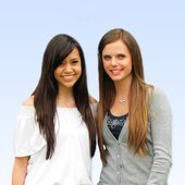 Tiffany Alvord & Megan Nicole